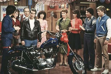 Fonzie's Leather Jacket Was Banned, And 12 Other Secrets