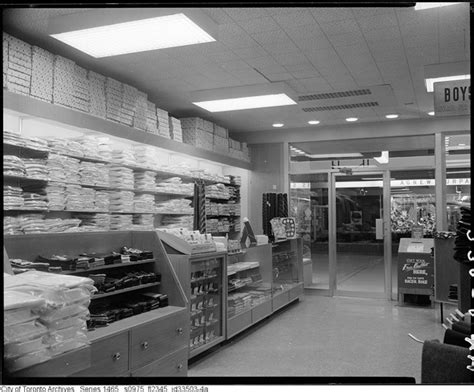 This is what malls used to look like in Toronto