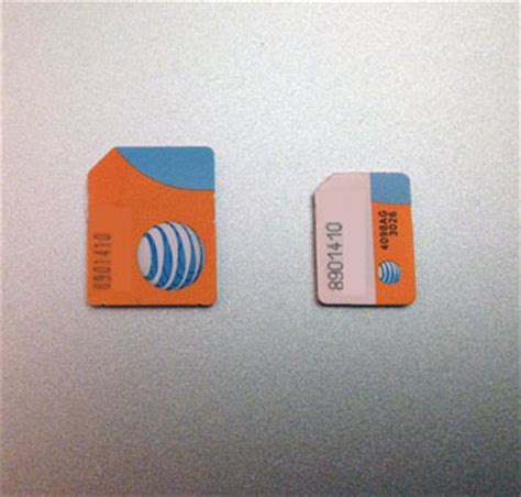 What do the numbers on a SIM card mean? | The iPhone FAQ