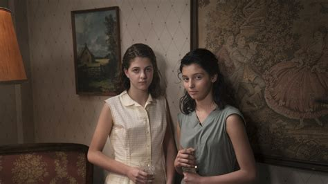 Who Play The Teen Versions Of Elena & Lila On 'My