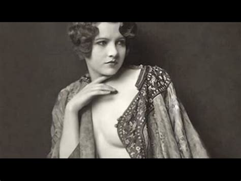 Jean Acker An American Film Actress - YouTube