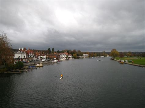 Thames Path - Henley-on-Thames to Cookham