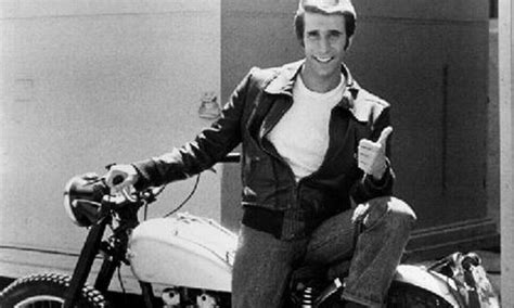 """The Fonz's Motorcycle From """"Happy Days"""" is Currently For"""