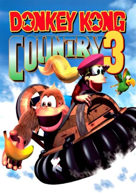 Donkey Kong Country 3 - Dixie Kong's Double Trouble! ROM