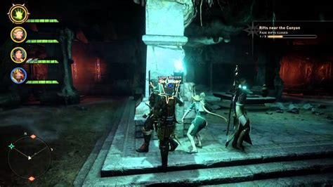 Dragon Age Inquisition hissing waste tomb puzzle - YouTube