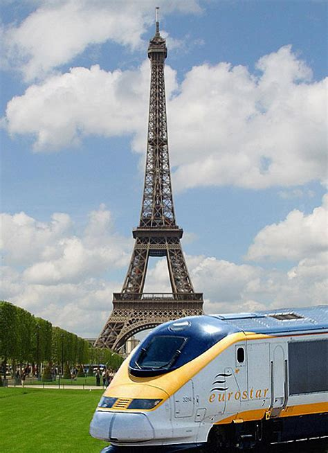 Win a first-class trip to Paris on Eurostar   This is Money