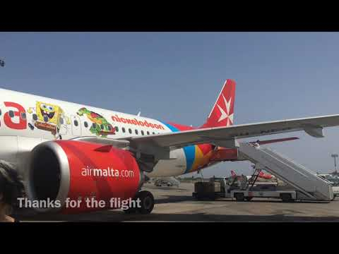 Air Malta : The airline of the Maltese islands (FSX) - YouTube
