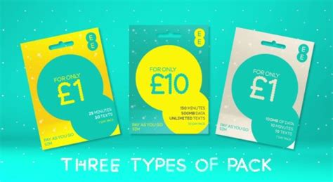 EE Pay As You Go Review: 30-Day 'Pack' Bundles With 4G
