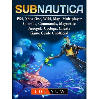 Subnautica, PS4, Xbox One, Wiki, Map, Multiplayer, Console