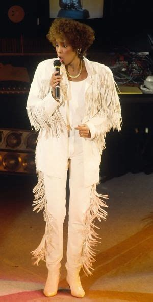 Lost Legend: Remembering Whitney Houston's Style