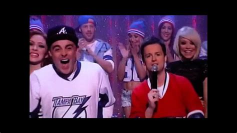 Ant & Dec Saturday Night Takaway Lets Get Ready To Rumble