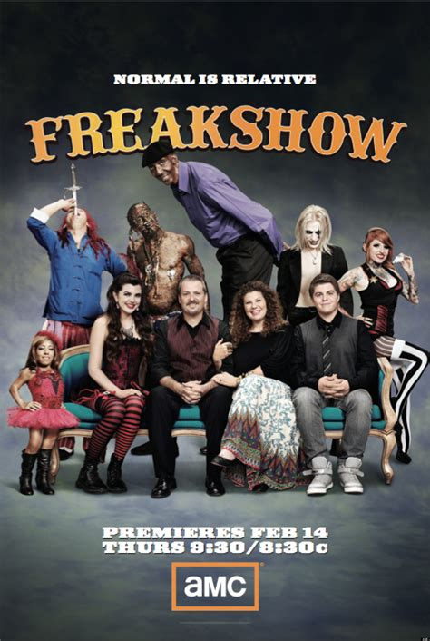 'Freakshow': AMC's New Reality Series Is A Twist On Family