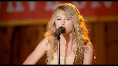 """Taylor Swift - Crazier (From """"Hannah Montana׃ The Movie"""