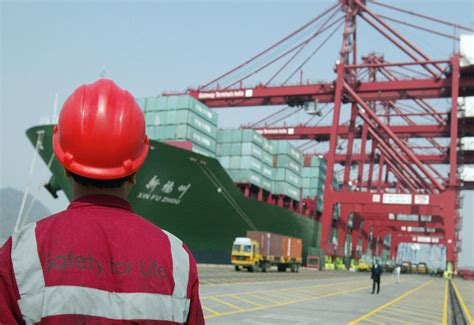 DP World to build terminal at Nhava Sheva port - Projects