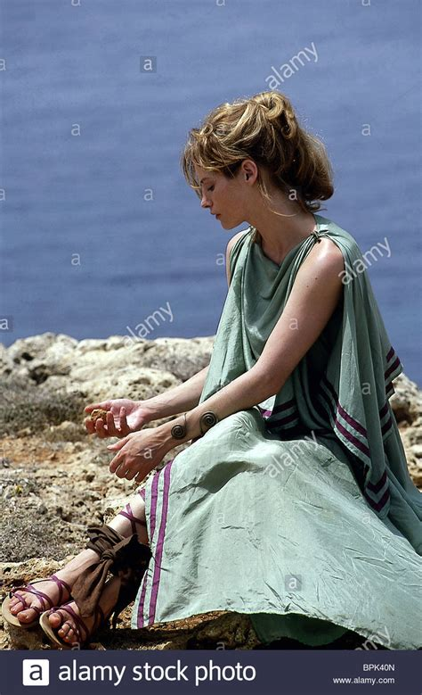 SIENNA GUILLORY HELEN OF TROY (2003 Stock Photo, Royalty