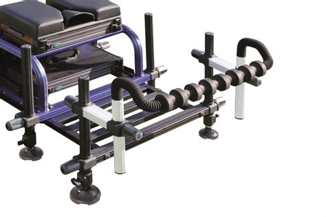Rive D36 Super Deluxe Pole Support Seatboxes and Accessories