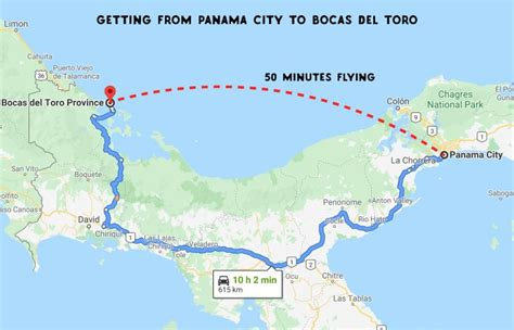 How to Get to Bocas del Toro: What You Need To Know