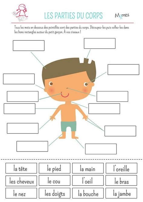 fiches maternelle