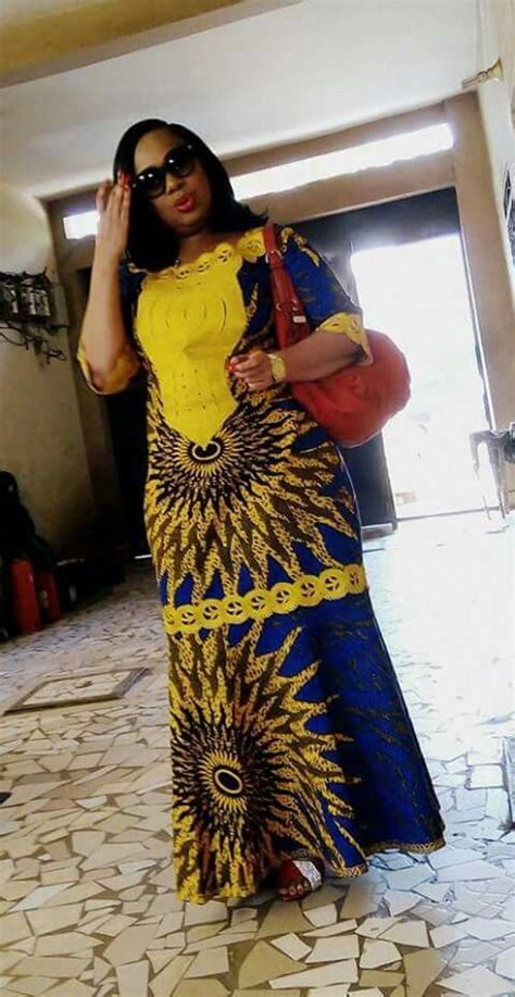 Mode Pagne Africain Femme