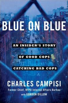 Blue on Blue | Book by Charles Campisi, Gordon L