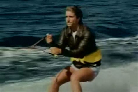 Let's Watch Fonzie Jump the Shark One More Time for Garry