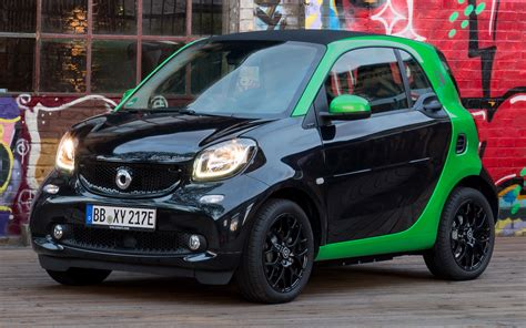 2017 Smart Fortwo electric drive - Wallpapers and HD