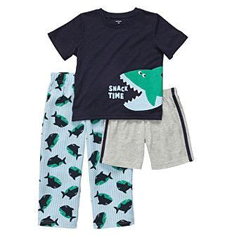 """""""Snack Time"""" pyjama set   Carters baby, Little boy outfits"""