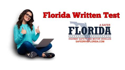 2017 Florida DMV Written Test Questions and Answers