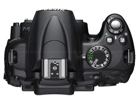 Nikon D5000 DSLR: Announced and Previewed: Digital