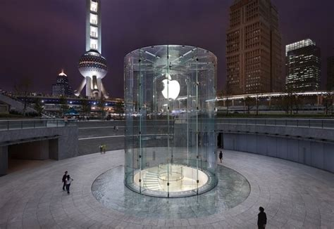 Apple's Retail Plans: Open The Biggest Chinese Store in