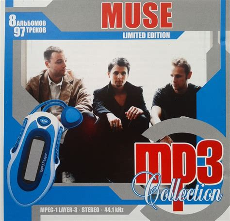 Muse - MP3 Collection (2009, MP3 , CD) | Discogs