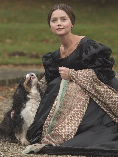Victoria episode one review - Jenna Coleman excels in an