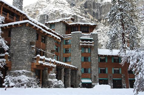 Christmas is magical at a National Park lodge - TODAY