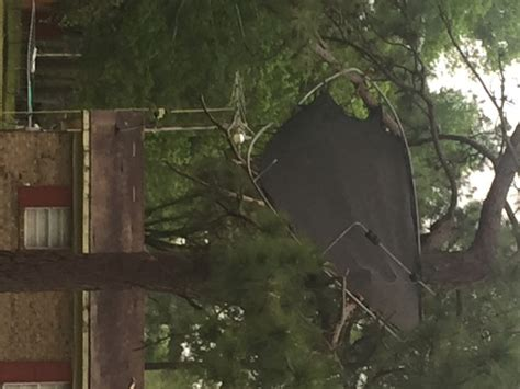 WEATHER: Photos from Last Night's Storm Damage   Sowega Live