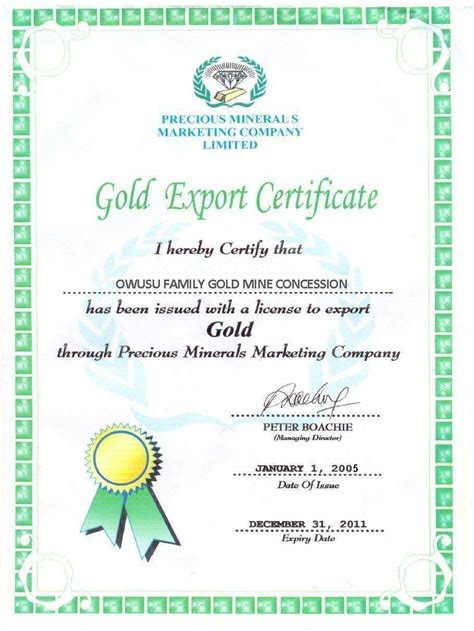 African gold dust scam   Anil Machado's Blog   Page 2