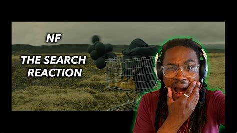 NF The Search (Reaction Video) - YouTube