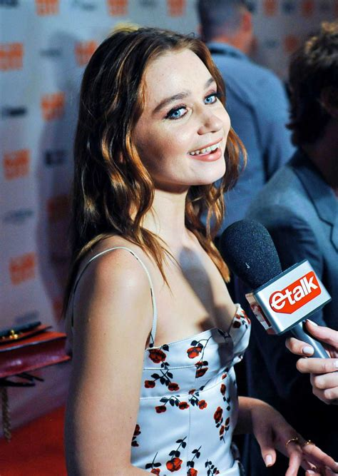 Jessica Barden Attends the Jungleland Premiere During the