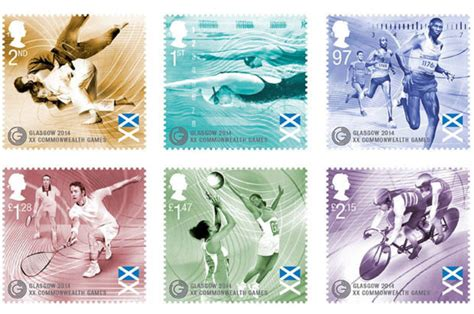 Royal Mail issues special stamps to celebrate the 20th