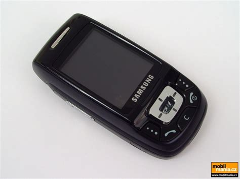 Samsung D500 pictures, official photos