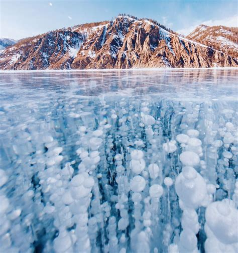 Lake Baikal is Magical in These Images of the World's