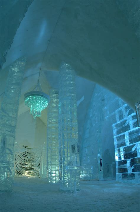 Ice Hotel Quebec-Canada to Celebrate Fifth Anniversary in 2005