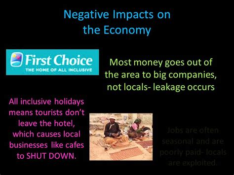 What are the Impacts of Tourism - YouTube