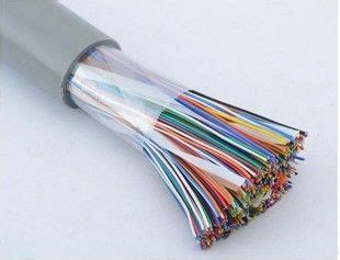 Outdoor Cat3 Telephone Cable Ethernet Rj45 Patch Cord