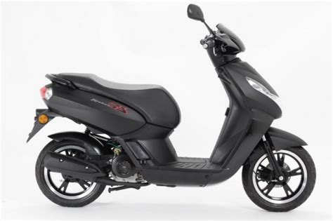 Scooter neuf Peugeot Kisbee RS 50cc