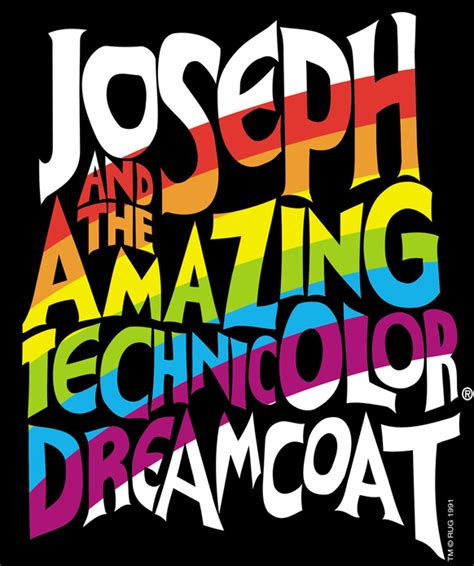 Joseph and the Amazing Technicolor Dreamcoat - Musicals at