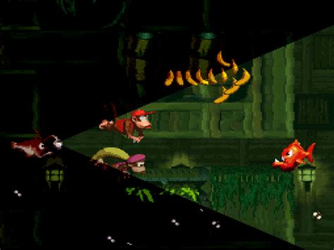 Donkey Kong Country 2 - Diddy's Kong Quest (USA) (En,Fr) ROM