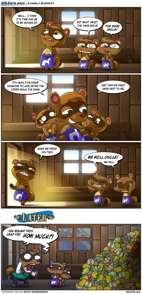 vgcats :: best cartoons and various comics translated into