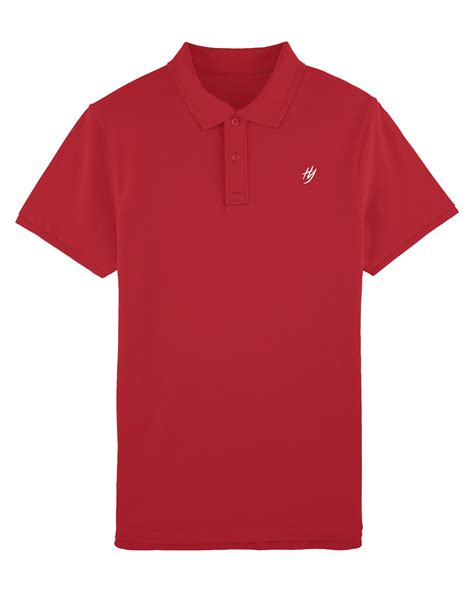 Polo HY - Rouge
