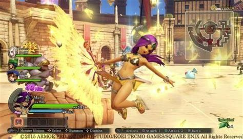 Dragon Quest Heroes Test: Successful Marriage Between Beat