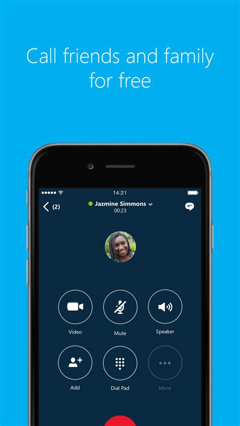 Skype App Now Integrates With the Native Phone UI on the